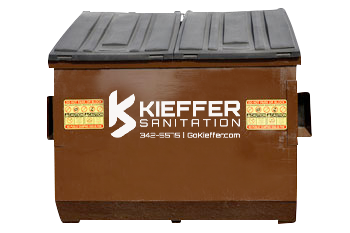 Kieffer Clean Up Can